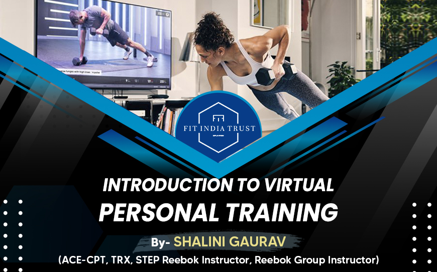 Introduction to virtual personal training