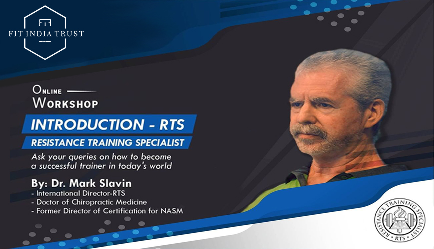 Introduction to RTS (Resistance Training Specialist) workshop