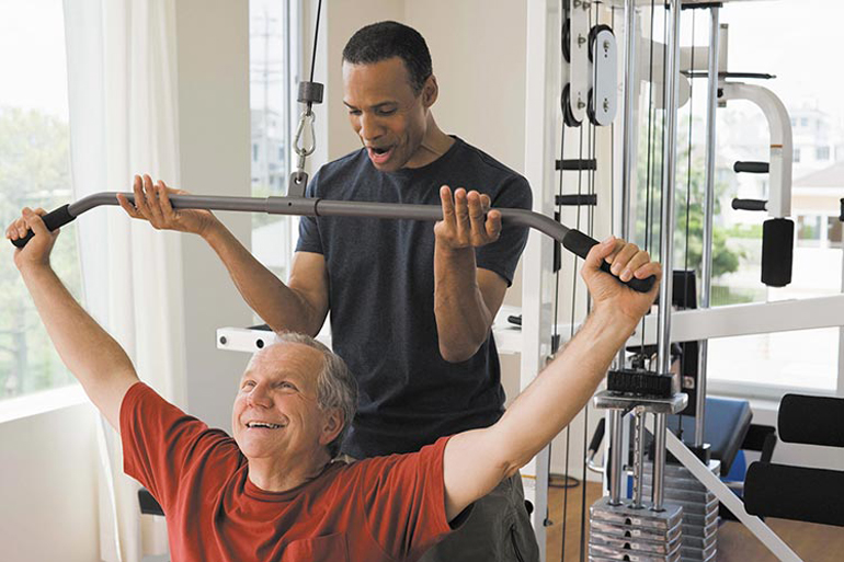 Tips to remain fit as getting older