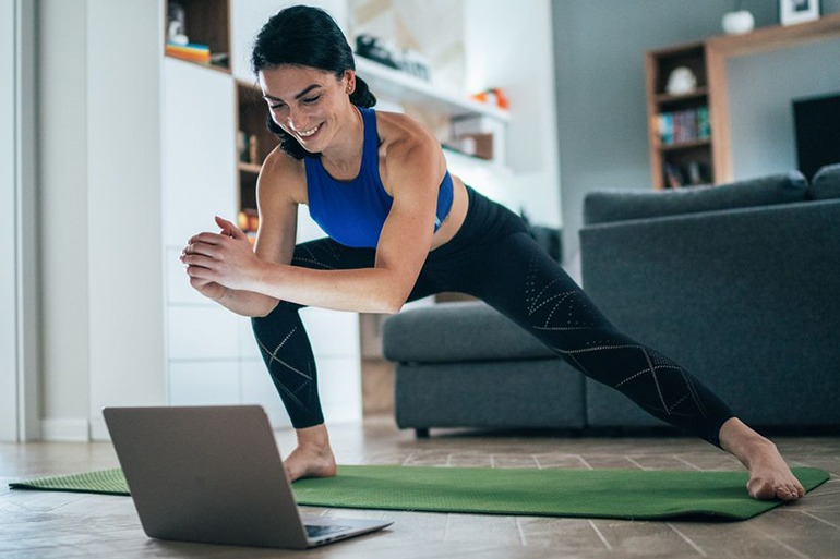 How to start teaching online personal trainer cour