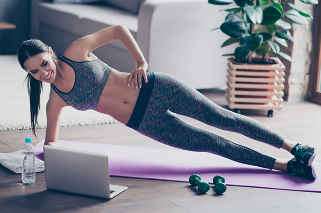 Tips on how to engage fitness clients through virtual meeting